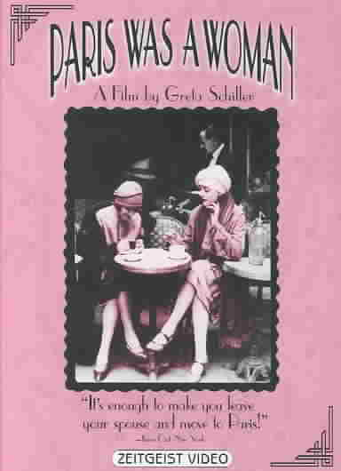 PARIS WAS A WOMAN BY SCHILLER,GRETA (DVD)