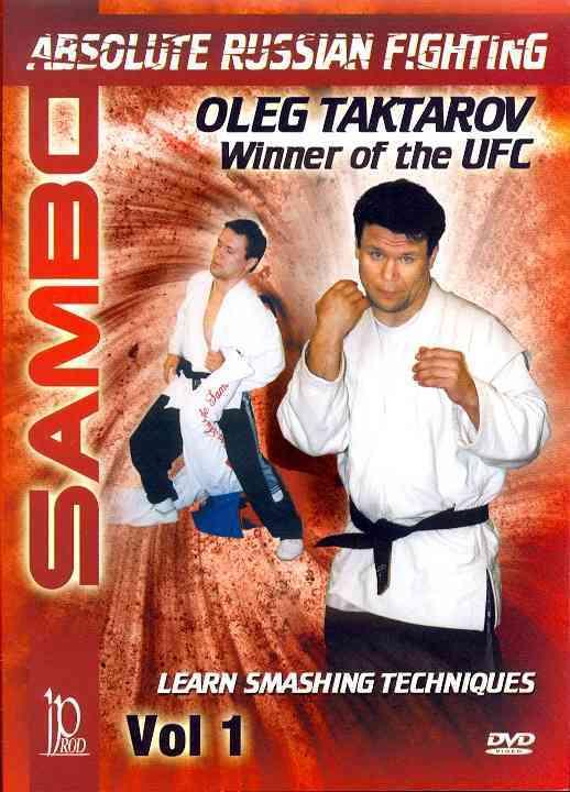 SAMBO:ABSOLUTE RUSSIAN FIGHTING VOL 1 BY TAKTAROV,OLEG (DVD)