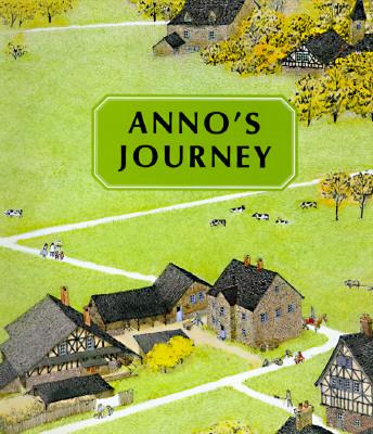 Anno's Journey By Anno, Mitsumasa